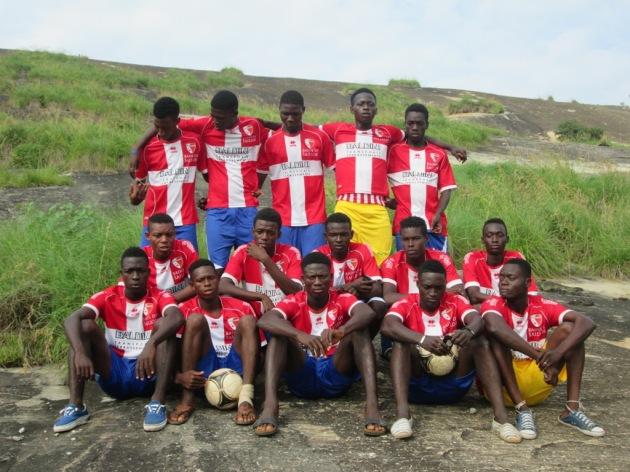Alodo Sports à Bantè
