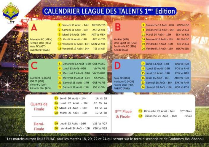 league des talents