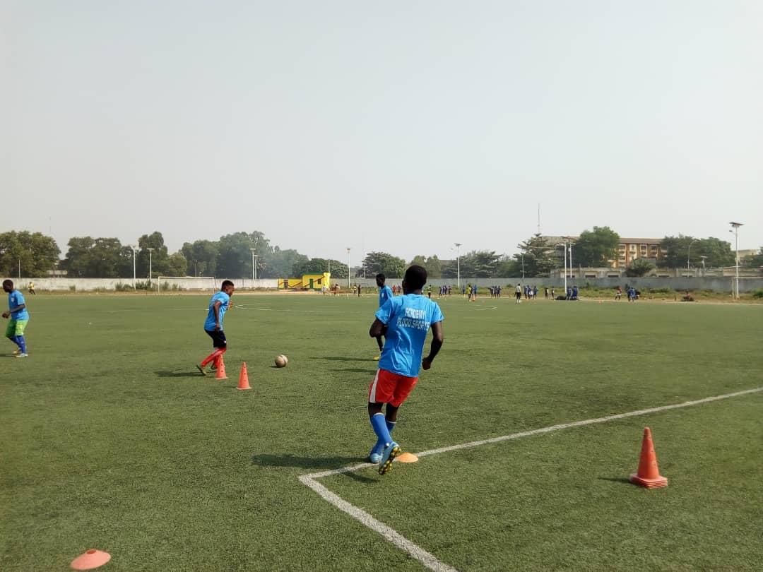 training feb 4